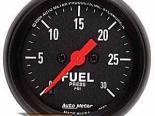 Autometer Z Series 2 1/16 давления топлива 0-30 Датчик