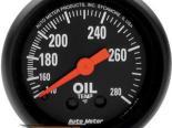 Autometer Z Series 2 1/16 температуры масла Датчик