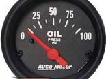 Autometer Z Series 2 1/16 давление масла Датчик