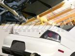Диффузор на задний бампер APR для Mitsubishi EVO VIII | IX 03+