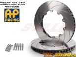AP Racing передний  тормозные диски Nissan Skyline R35 GTR 09+