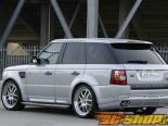 Arden выхлопная система Range Rover Sport 4.4L V8 05-12