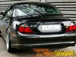 Arden Dual Quad выхлоп System Jaguar S-Type V8 4.2L Supercharged