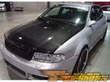 Карбоновый капот VIS Racing стандартный Стиль для Audi A6 2002-2004