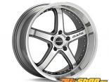 Axis Shine Диски 19x9.5 5x114.3 +20mm Machined w/Graphite