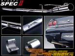 Buddy Club Spec II выхлоп - Acura DC2 IntegraType R 97-01