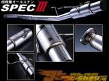 Buddy Club Spec III выхлоп - Mitsubishi Lancer EVO8 03+
