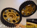 Buddy Club Cam Gears - All Acura / Honda B-Series Motors (золотой)