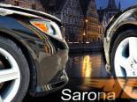 Крылья на Mercedes CL 2007-2010