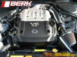 Berk Technology Intake Suction Tube Infiniti G35 03-07 седан 02-06