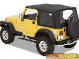 Пороги Bestop Powerstep для Jeep Wrangler 97-06