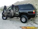 Пороги Bestop Powerstep для Chevrolet Suburban 2001-2006