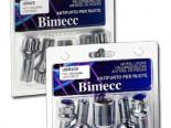 Bimecc Хром Диски Lock Bolts - Audi, BMW, Mercedes, Mini, Porsche, VW