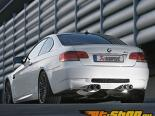 Akrapovic Titanium Slip-On Exhaust System BMW M3 E90 07-13
