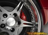 Brembo GT 13 Inch 4 поршневые 2pc передний  тормозной комплект Nissan 350Z 03-08