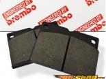Brembo BBK Street Compound Pads стандартный Brembo задний Calipers Subaru WRX STI 04-13
