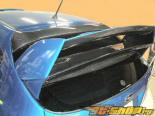 Задний спойлер Burn Up для Subaru STI 2008+ GRB