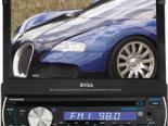 Single Din Dvd Receiver7in Motorized Touchscreen M