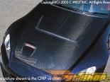 Карбоновый капот C-West II для Honda S2000 00+