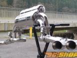 Capristo Twin Sound выхлоп System w/o Remote Ferrari F430 04-09