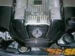 Carbonio Карбоновый Engine Cover Mercedes AMG 55 Supercharged 03+
