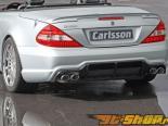 Спойлер Carlsson для Mercedes SL-Class R230 03+