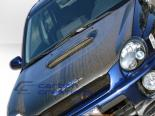 Карбоновый капот для Mazda 3 04-09 стандартный Стиль
