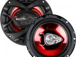 Boss 6 5in 3-way Chaos Speakerspair Speakers пара