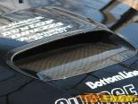 ChargeSpeed Карбон STI капот Air Intake Subaru WRX STI GRB 08-12