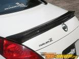 Карбоновый спойлер Chargespeed на Nissan 350Z Z33 2003-2008