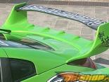 Спойлер с пластиковым антикрылом Chargespeed GT для Nissan 350Z Z33 2003-2008