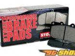 Stoptech ST60 тормозной Суппорта High Performance Pad (street/track)