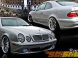 Обвес по кругу для Mercedes CLK 1998-2002