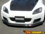 ChargeSpeed Карбон тормозной Duct для стандартный бампер Honda S2000 00-04