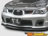 ChargeSpeed FRP передний  тормозной Duct Subaru WRX STI 04-05
