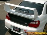 ChargeSpeed Карбоновый багажник Subaru WRX STI 02-07