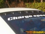 Карбоновый спойлер на крышу ChargeSpeed для Nissan 350Z 2003-2008