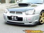 Карбоновый капот ChargeSpeed стандартный для Subaru WRX STI GD-F 2006-2007