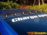 Пластиковый спойлер ChargeSpeed на Infiniti G35 Coupe 2003-2007