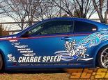 Обвес по кругу ChargeSpeed на Infiniti G35 Coupe 03-07