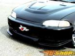 Накладки по кругу ChargeSpeed Type 2 на Honda Civic Hatchback 92-95