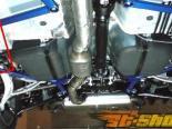 Cusco Floor задний Sides Power Brace Mitsubishi EVO X CZ4A 08+