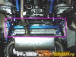 Cusco задний Member задняя часть Power Brace Mitsubishi EVO X CZ4A 08+