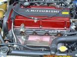 Cusco Header Heat Shield Mitsubishi EVO VIII 03-05