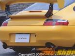 Задний бампер на 2 глушителя C-West для Porsche 911 GT3 99+