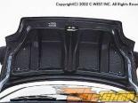 C-West Карбон багажник Subaru WRX/STI 02-06