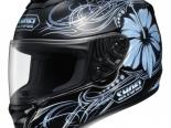 Shoei Qwest Goddess Motorcycle Шлем
