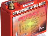 Odyssey Superlight Weight Battery: Metal Jacket 15.4 lbs (w/ terminal) *Overstock Sale* #18646