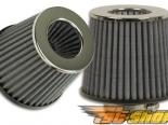 "Vibrant Performance ""Open Funnel"" Air Filter (2.5"" inlet I.D.) - Хром Cap #19391"