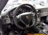 DCT Motorsports Карбон and Alcantara Trim Sport Steering Диски Porsche 997TT 05+